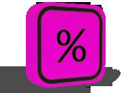 Taniej o 10 %